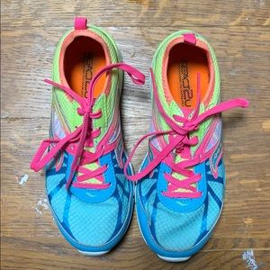 Saucony Girls Shoes-Gorgeous Vibrant Colors
